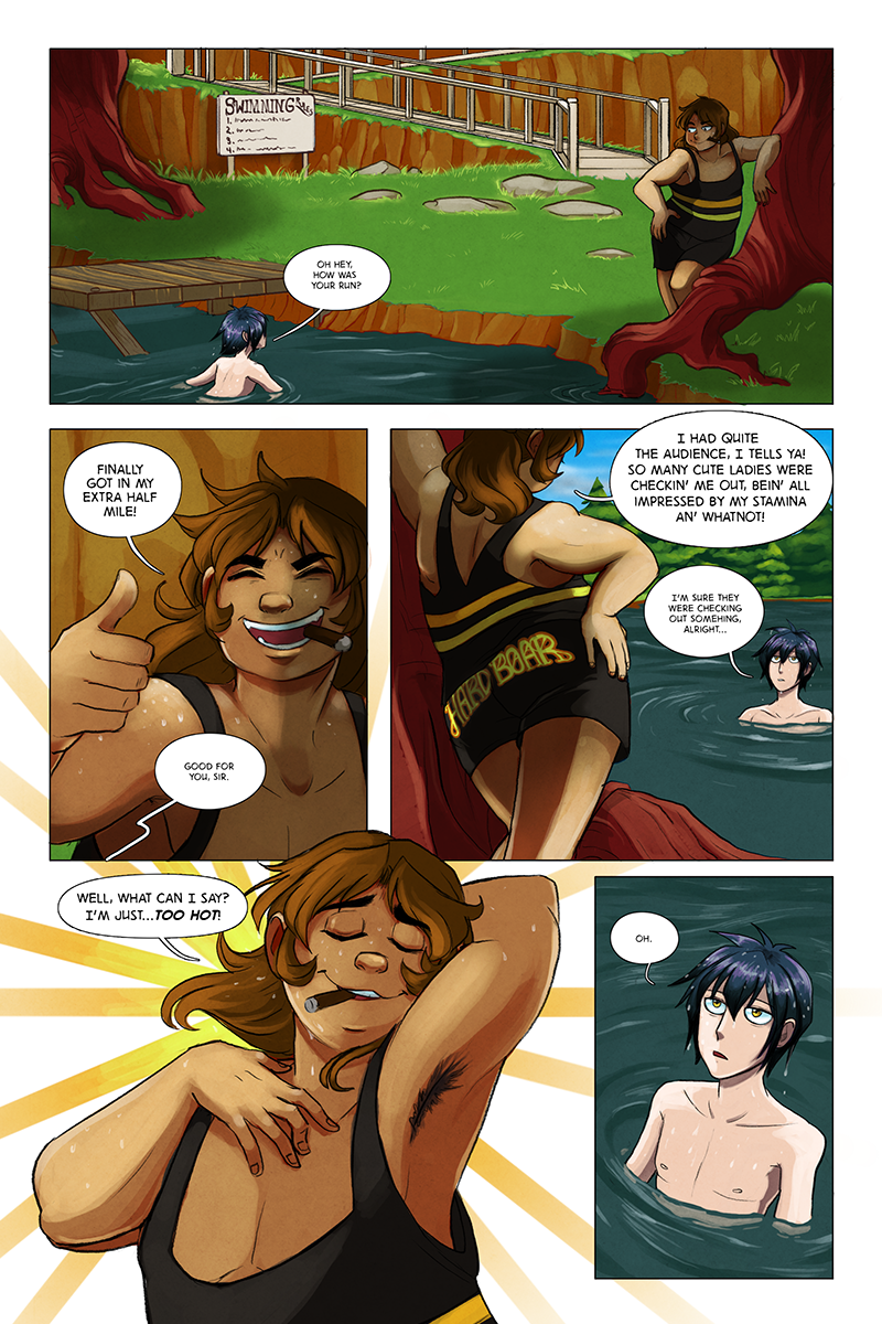 Hot n' Cold Page 2