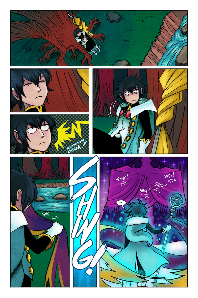 Episode 4 Epilogue – Page 1
